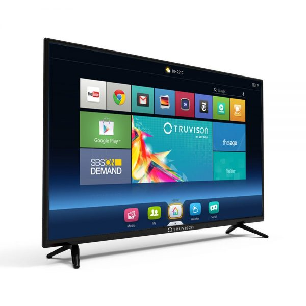 TX408Z - 40 Inch Smart Android Full HD LED TV India - HD LED TV Online at Best Price   Truvison