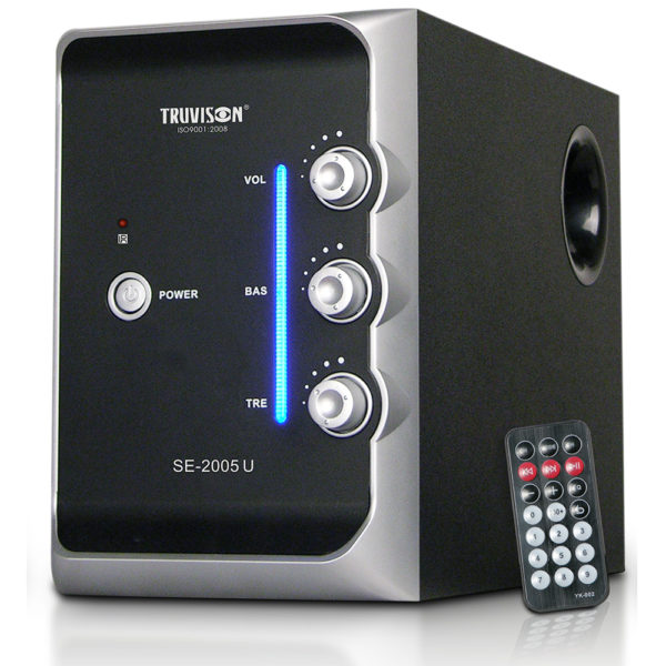 SE-2005UFB 2.1 Channel Home Theater System with Bluetooth - Buy Home Theatre System Online at Best Price | Truvison