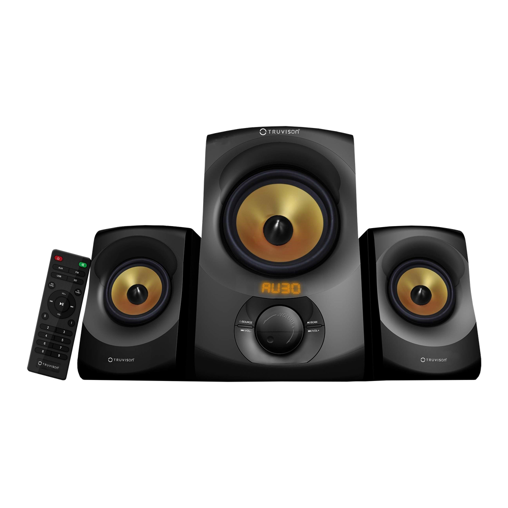 SE-2079 BT 2.1 Channel Home Theater System with Bluetooth - Buy Home Theatre System Online at Best Price | Truvison
