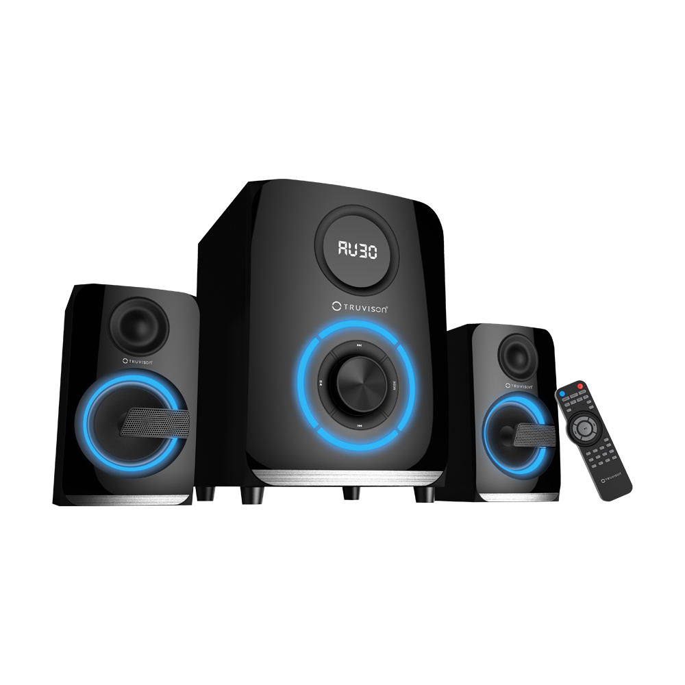 SE-2089 BT 2.1 Channel Home Theater System with Bluetooth - Buy Home Theatre System Online at Best Price | Truvison. Available at ₹4199