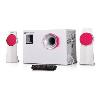 SE – Bazooka 2.1 Multimedia Speaker - Buy Home Theatre System Online at Best Price | Truvison