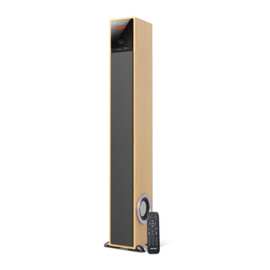 SE-EMPIRE 1.0 Multimedia Tower Speaker - Buy Bluetooth Tower Speaker Online at Best Price | Truvison