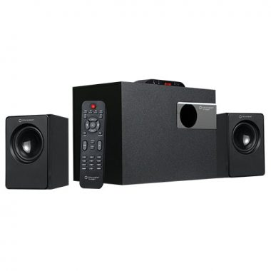 TV 400BT 2.1 Channel Home Theater System with Bluetooth - Buy Home Theatre System Online at Best Price | Truvison. Available at ₹2999